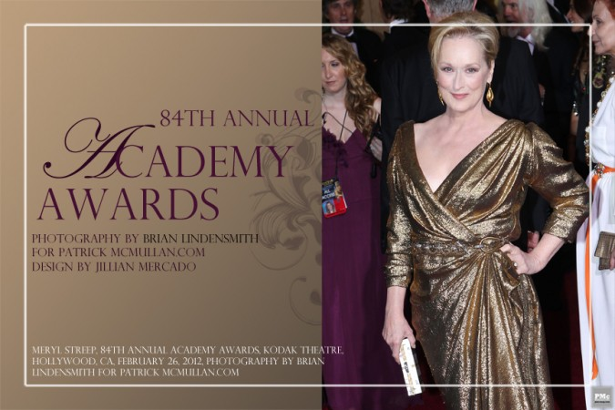 84TH ANNUAL ACADEMY AWARDS