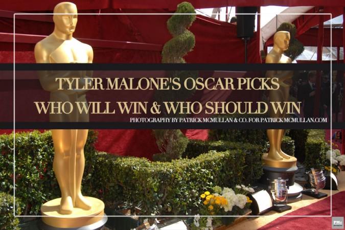 Oscars Setup