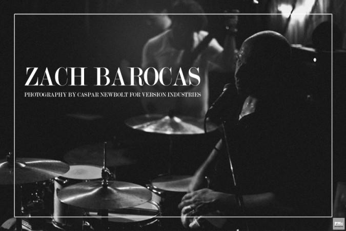 ZACH BAROCAS