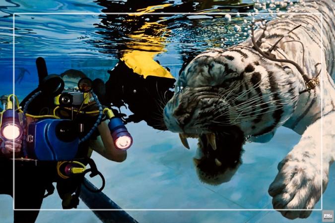 Tiger-Diver