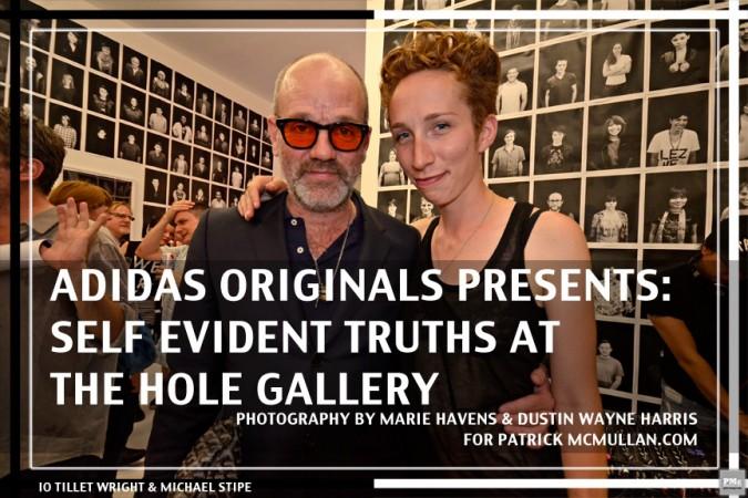 Adidas Originals Presents: Self Evident Truths
