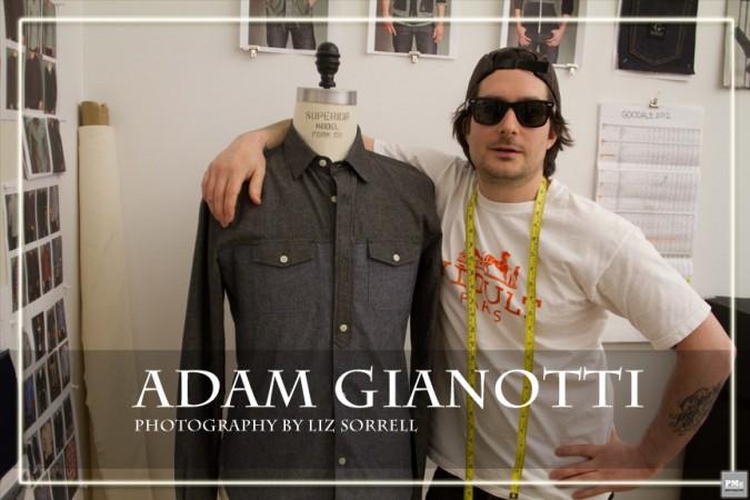 Adam Gianotti