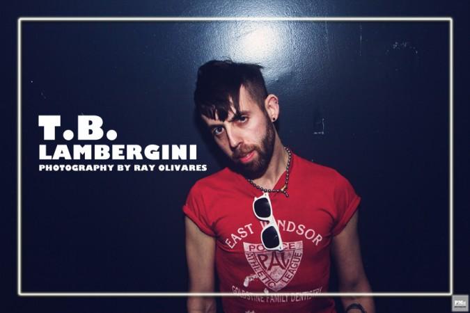 t b lambergini pmc magazine