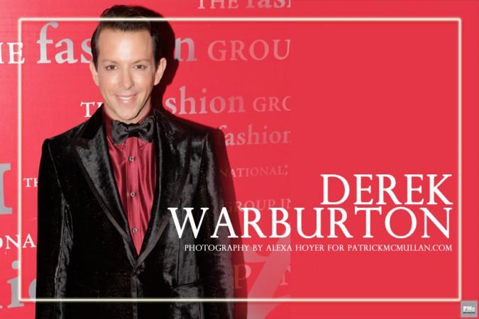 DEREK WARBURTON