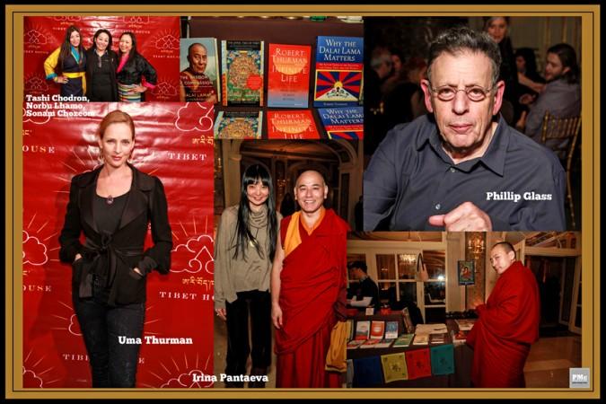 2-Tibet House US Benefit Dinner Reception