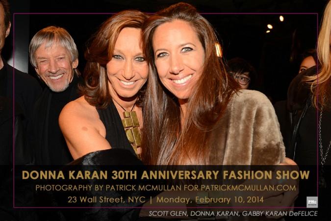 Donna Karan 30th-Donna Karan, Gabby Karan DeFelice