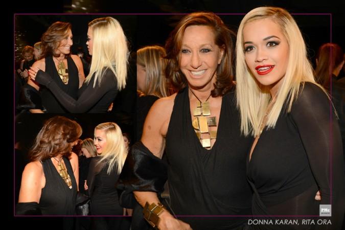 Donna Karan 30th_Donna Karan, Rita Ora