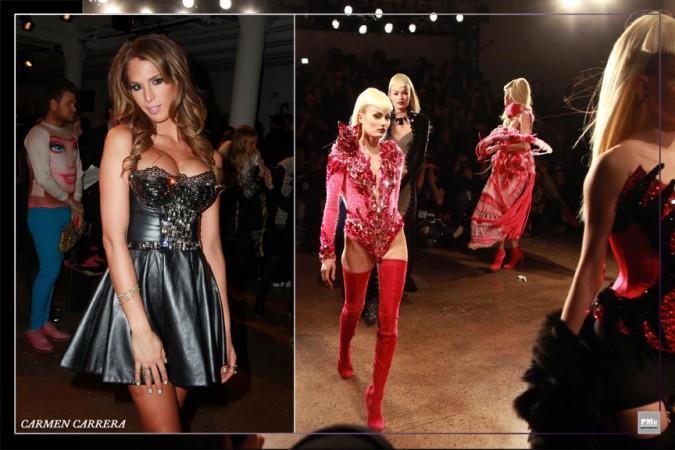FashionWeek-Carmen Carrera