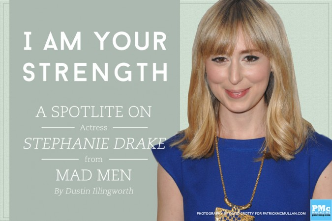 Stephanie Drake Mad Men Pmc Magazine